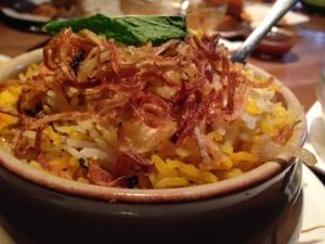 Roti Chai - Biryani