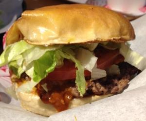 Fatburger Burger